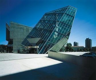 el deconstructivismo como corriente arquitect nica