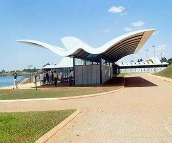 arquitecto lele brasil bajo costo prefabricado hospital