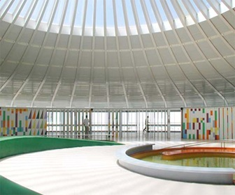 arquitecto lele brasil bajo costo prefabricado hospital..-