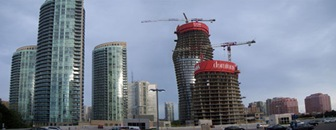 MAD-architects-absolute-towers-under-construction.-