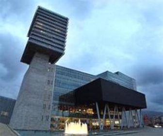 fachada BEC-Bilbao Exhibition Center