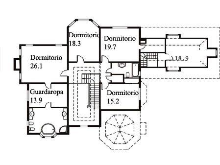 planos de casas de madera. PLANO CASA PREFABRICADA DE