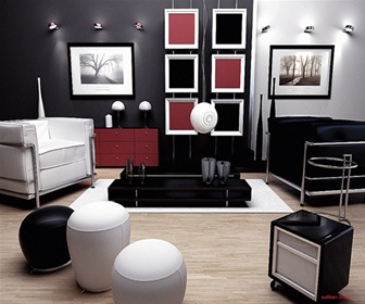 DECORACION-INTERIOR-COLOR-NEGRO-ARQUITECTURA-CONTEMPORANEA