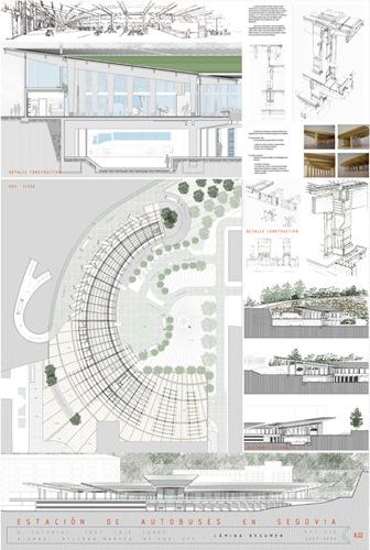 Elementos b sicos de un proyecto arquitect nico arquitexs for Plantas de arquitectura