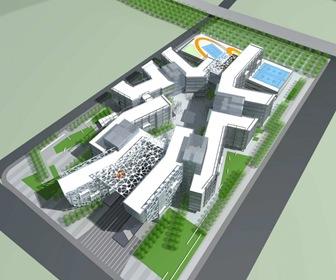 arquitectura-contemporanea-Oficina-Central-Alibaba-Hassell-