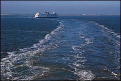 Veerboot Den Helder - Texel