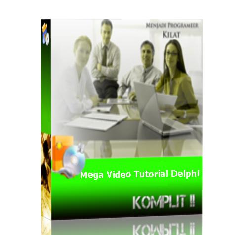 Paket Mega Tutorial Video Delphi