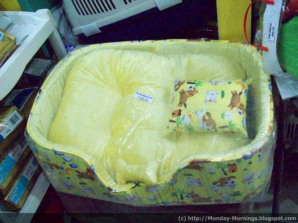 doggie bed watermarked