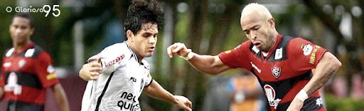 Vitória 1 x 3 Botafogo - 12º Rodada