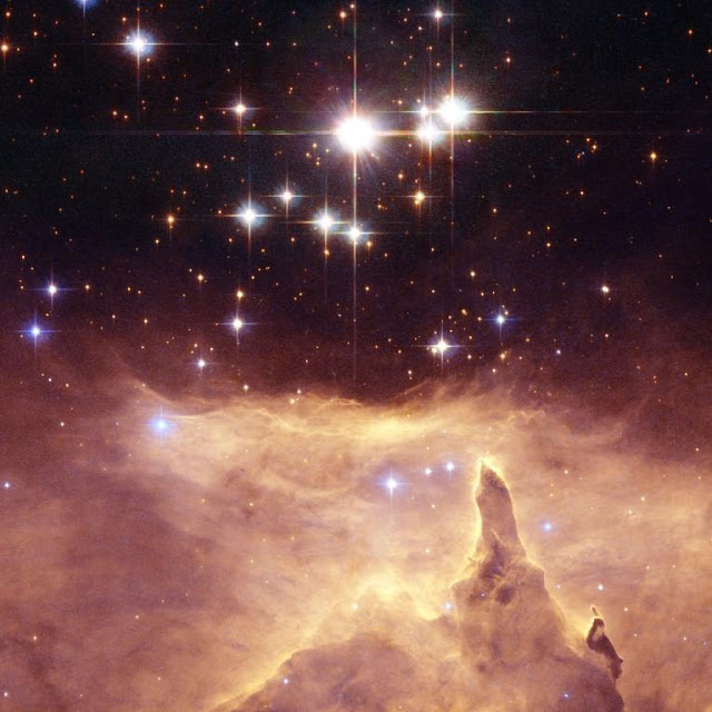 Lumière - image NASA