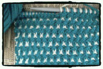 Knitting Stitches Yfwd : KNITIT: Free Fancy Knitting Stitch No. 1