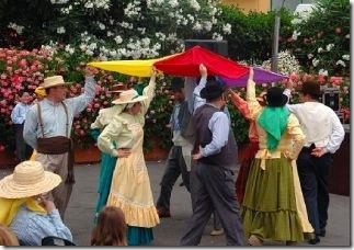 danzas canarias