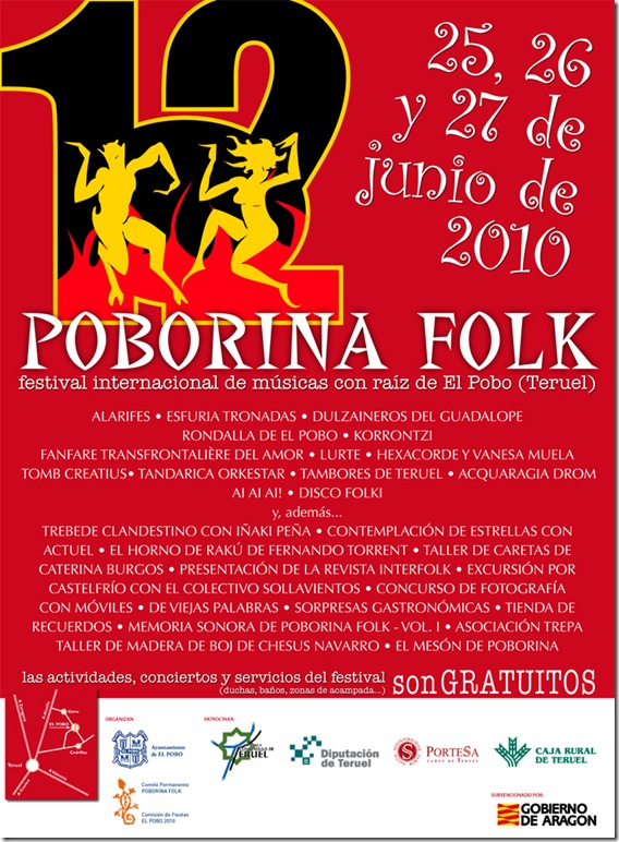Poborina Folk CARTEL2010