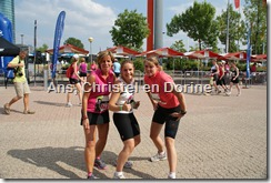 Ans, Christel en Dorine