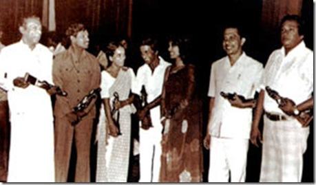JothiatSarasaviyaAwardCeremony1983