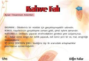 Screenshot of Sanal Kahve Falı - Fal