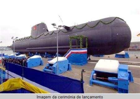 novo submarino portugal