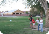 more balloon toss