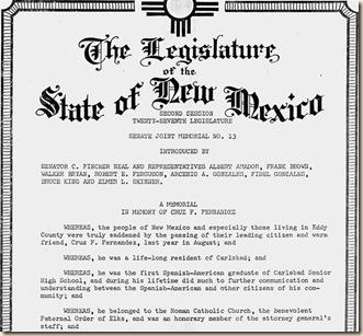 Cruz_NM Legislative Proclamation_top half (Small)