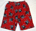 4/5 Pocketed PIratey Shorts