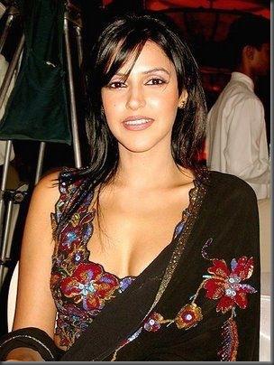 7neha dhupia sexy cleavage