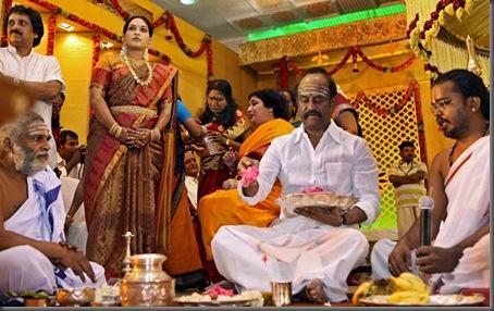 Rajnikanth's Daughter Wedding Photos4