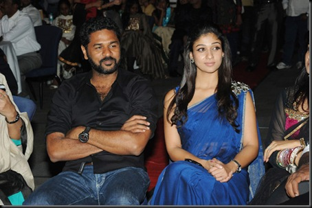 prabhu deva,nayanthara at southscopeawards5