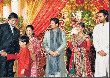 Bachans-at-Bhoomika-Chawla-and-Bharat-Thakur-wedding
