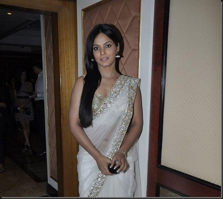 Neetu Chandra at Neeta Lulla-ING Vyasa card launch
