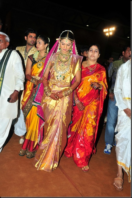 Allu Arjun Sneha Reddy wedding stills5