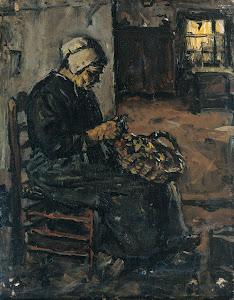 RIJKS: Suze Robertson: painting 1922