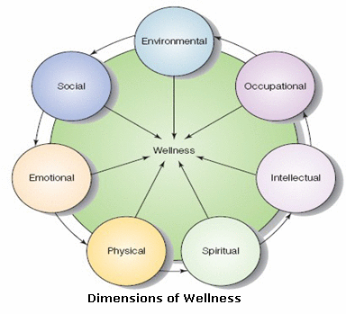 5 Dimensions of Health http://www.rnpedia.com/home/notes/fundamentals-of-nursing-notes/health-and-wellness