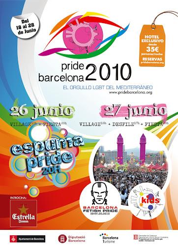 Pride Barcelona 2010