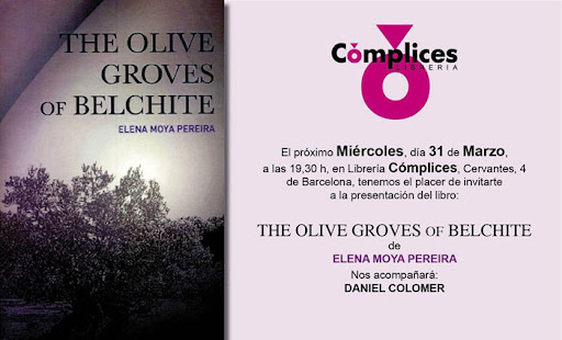 presentación OLIVE GROVES OF BELCHITE