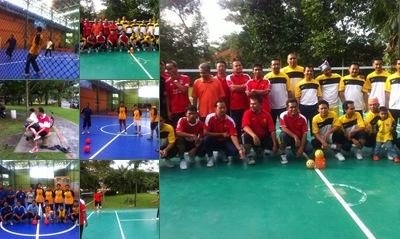View Friendly takraw vs Quartes Guru BU & KD9 Futsal 2011