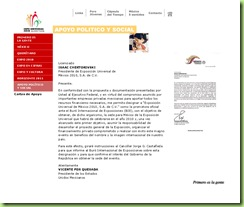 Carta Expo 2010