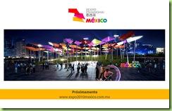 Web ProMéxico Expo 2010 Shanghái