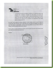 Carta a organizadores de la Expo 2010 Shanghái parte 2
