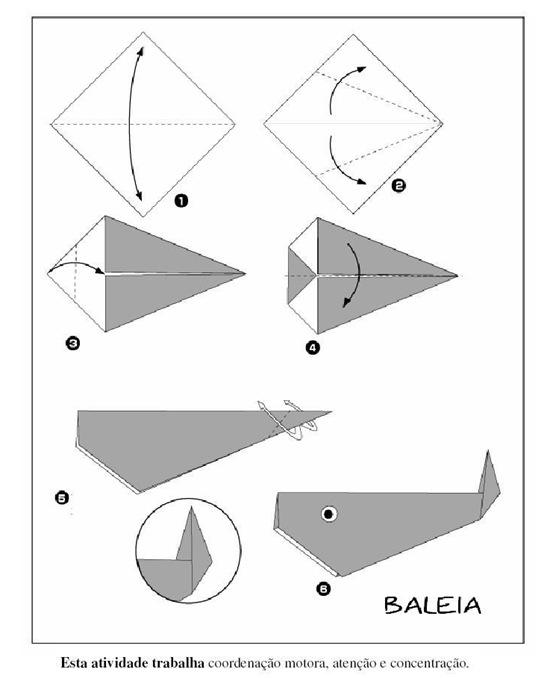 Origami Espaço Educar