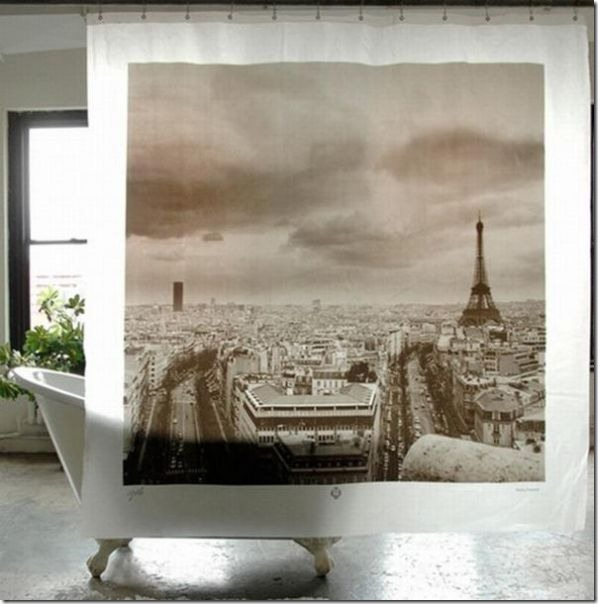 cortinas de baño divertidas (16)
