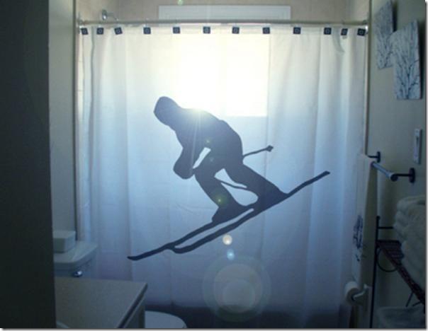 cortinas de baño divertidas (5)