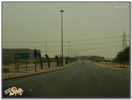 مدينة الأحمدي قديماً وحديثاً بعدسة