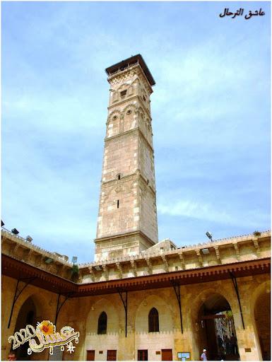 الجامع الأموي الكبير في حلب .. تأريخ وحاضر