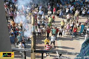 CHOCOLATADA, CHUPINAZO, GIGANTES Y CABEZUDOS 2009 >212 FOTOS Y 9 VIDEOS<