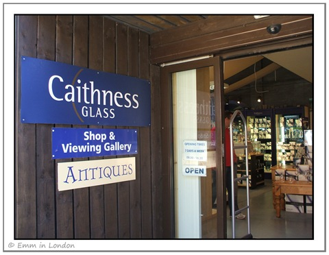 Caithness Glass at Crieff Visitors Centre