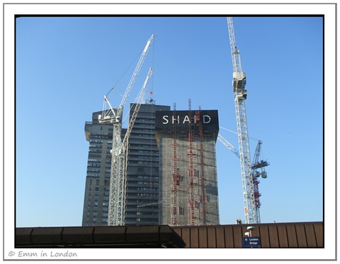 The Shard London Bridge March 2010
