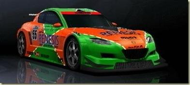 Mazda RX8 LM