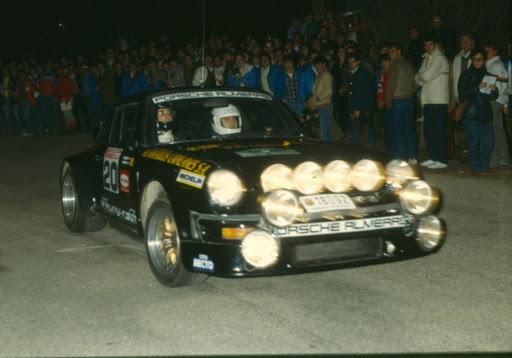el Fiat 131 Abarth y el