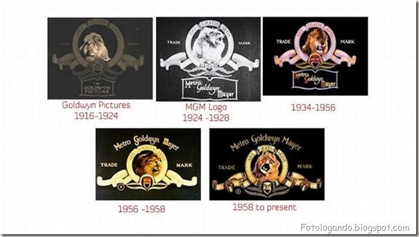 Mudanças de Logotipos ao longo do tempo (12)