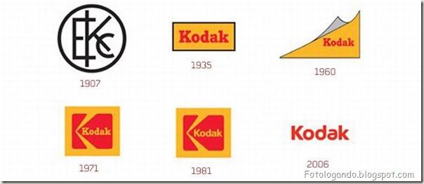 Mudanças de Logotipos ao longo do tempo (1)